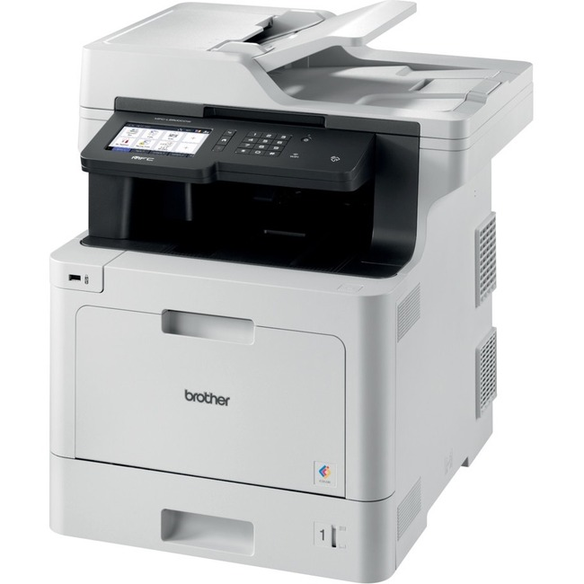 Brother Professional MFC-L8900CDW Laser Multifunction Printer - Colour