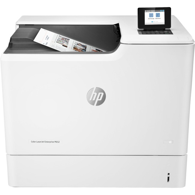 HP LaserJet M652dn Laser Printer - Color - Plain Paper Print