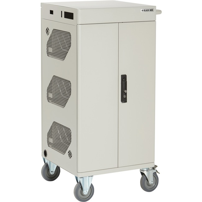 Black Box LCC36H-AC-R2 Charging Cart