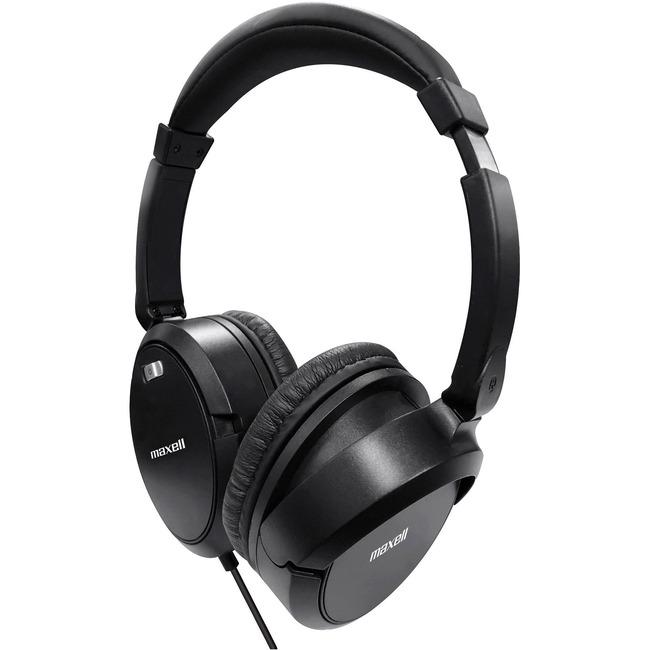 HP-NC-II - Headphones ( ear-cup ) Noise Cancellation