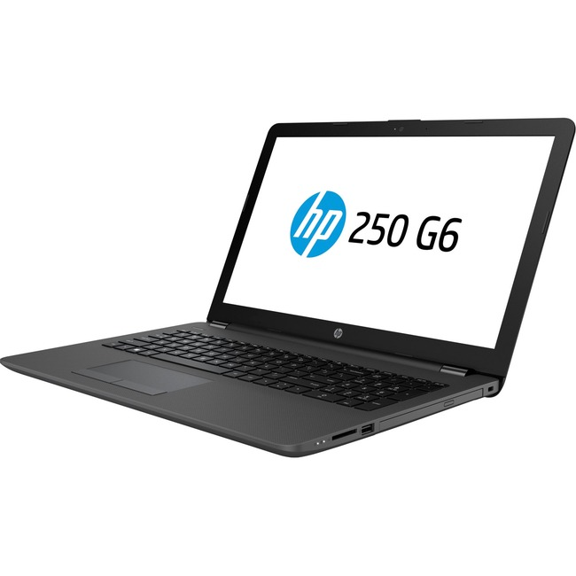 "HP 250 G6 15.6"" LCD Notebook - Intel Core i5 (7th Gen) i5-7200U Dual-core (2 Core) 2.50 GHz - 8 GB DDR4 SDRAM - 256 GB S"