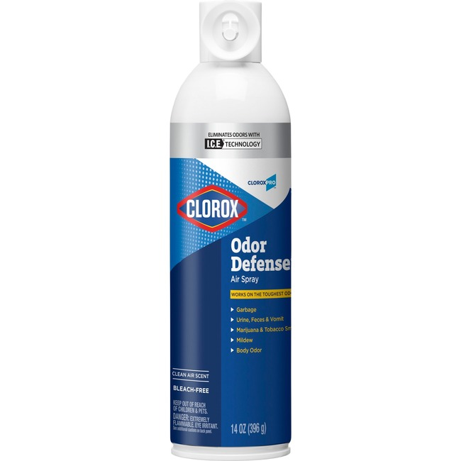 Clorox Odor Defense Air Aerosol Spray