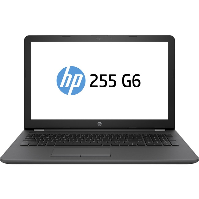 "HP 255 G6 15.6"" LCD Notebook - AMD A-Series (7th Gen) A6-9220 Dual-core (2 Core) 2.50 GHz - 4 GB DDR4 SDRAM - 500 GB HDD"