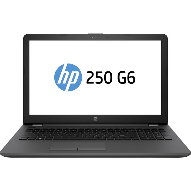 "HP 250 G6 15.6"" LCD Notebook - Intel Core i5 (7th Gen) i5-7200U Dual-core (2 Core) 2.50 GHz - 4 GB DDR4 SDRAM - 500 GB H"