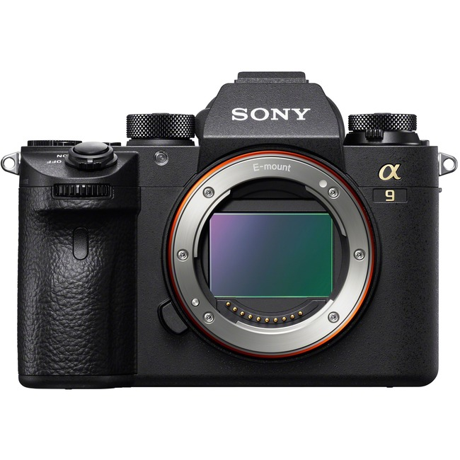 Sony α9 24.2 Megapixel Mirrorless Camera Body Only
