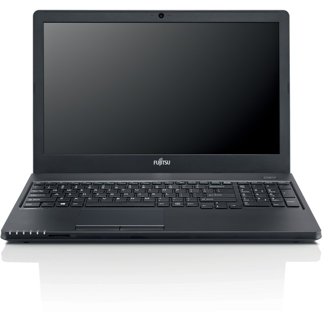 Fujitsu LIFEBOOK A555 39.6 cm 15.6inch LCD Notebook - Intel Core i3 5th Gen i3-5005U Dual-core 2 Core 2 GHz - 4 GB DDR3L SDRAM - 500 GB HDD - Windows 10 Home 64-b
