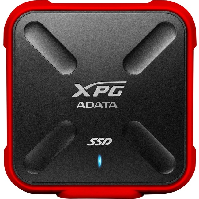 Adata XPG 512 GB Solid State Drive - External - Portable