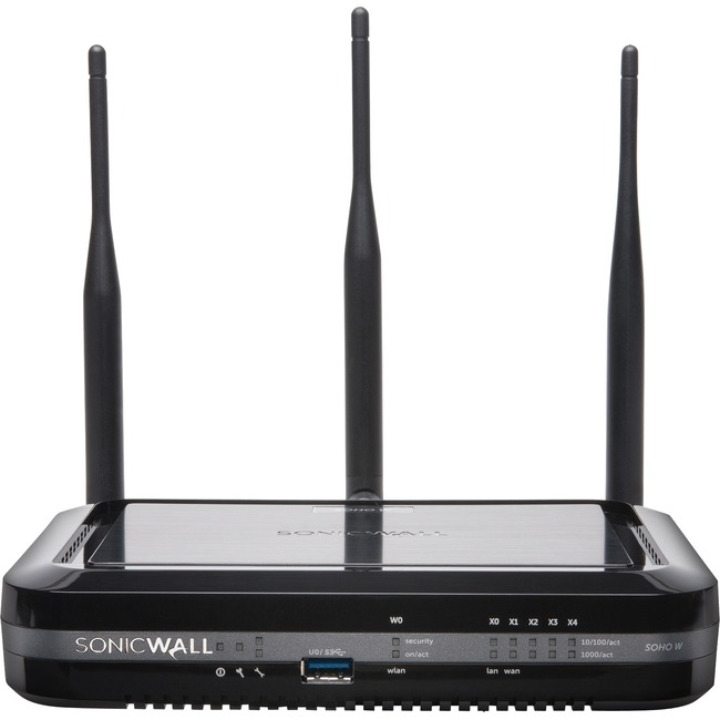 SonicWall SOHO TZ Network Security/Firewall Appliance on sale at the