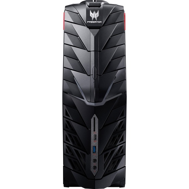 Acer Predator G1-710 G1-710-70014 Desktop Computer - Intel Core i7 (7th Gen) i7-7700 3.60 GHz - 32 GB DDR4 SDRAM - 2 TB