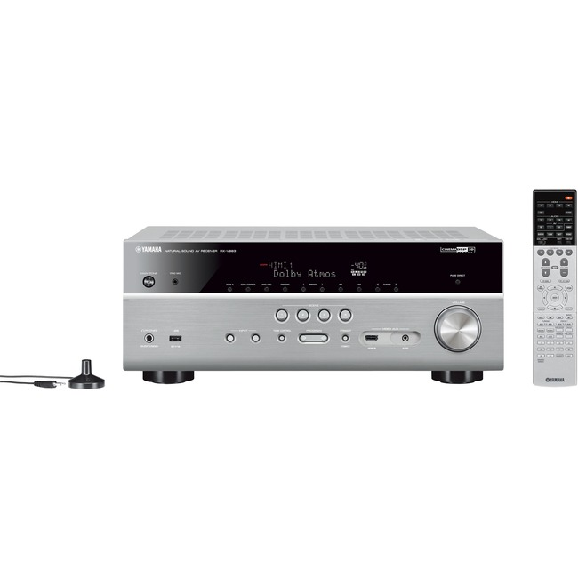 Yamaha RX-V683 AV Receiver | Product overview | What Hi-Fi?