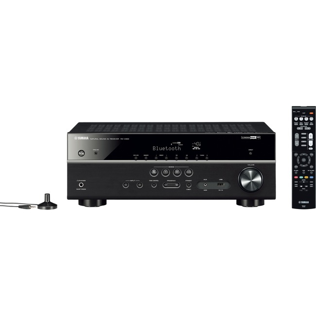 yamaha rx v483 av receiver product overview what hi fi rh whathifi com Yamaha AV Receivers Manuals Yamaha Receiver HTR-5740 Manual