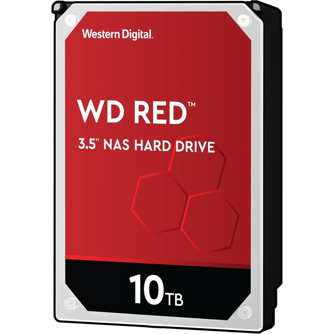 "WD Red WD100EFAX 10 TB 3.5"" Internal Hard Drive"