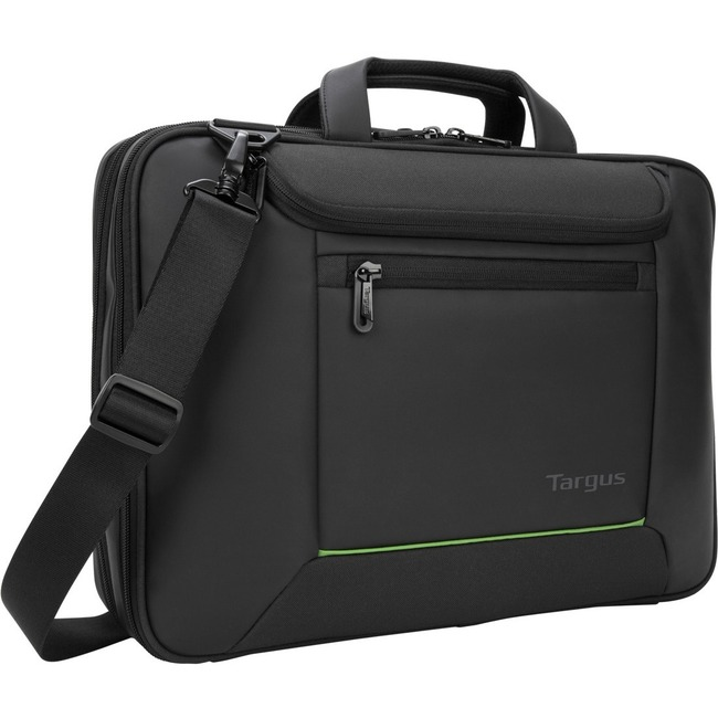 "Targus Balance TBT918US Carrying Case (Briefcase) for 16"" Notebook - Black"