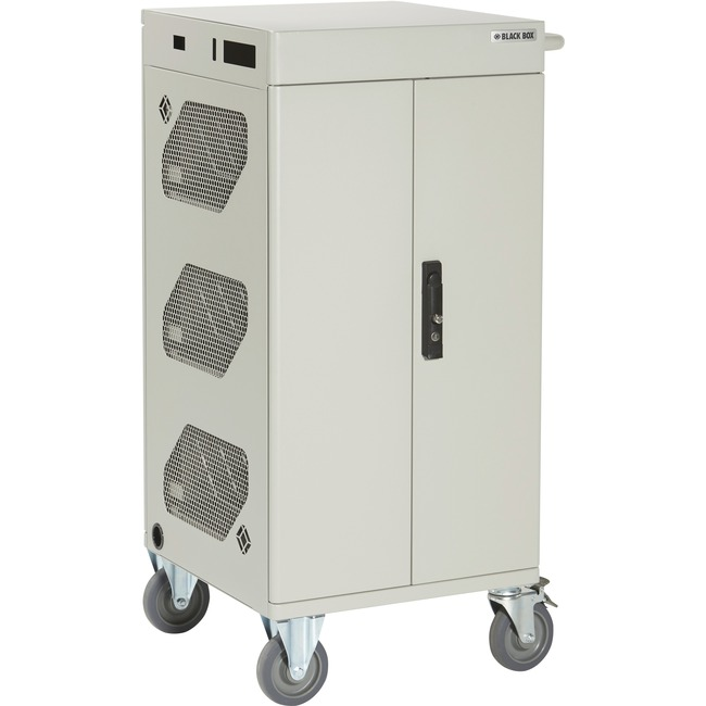 Black Box LCC36H-ACT-HASP Charging Cart