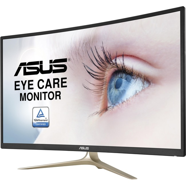 "Asus VA327H 31.5"" LED LCD Monitor - 16:9 - 4 ms"