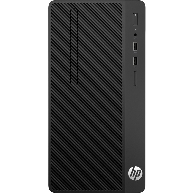 HP Business Desktop 280 G3 Desktop Computer - Intel Core i3 (6th Gen) i3-6100 3.70 GHz - 4 GB DDR4 SDRAM - 500 GB HDD -