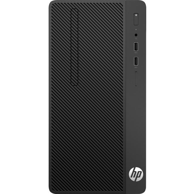 HP Business Desktop 280 G3 Desktop Computer - Intel Core i5 (6th Gen) i5-6500 3.20 GHz - 4 GB DDR4 SDRAM - 500 GB HDD -
