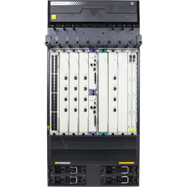 HPE HSR6808 Router Chassis