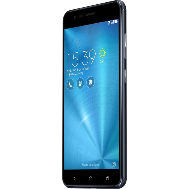 "Asus ZenFone 3 Zoom ZE553KL 32 GB Smartphone - 4G - 5.5"" AMOLED 1920 x 1080 Full HD Touchscreen - Qualcomm Snapdragon 62"