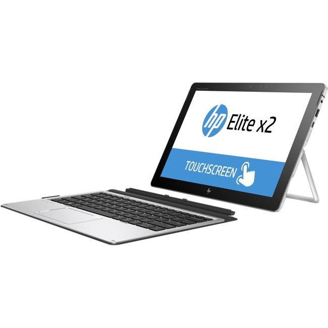 """HP Elite x2 1012 G2 12.3"""" Touchscreen 2 in 1 Notebook - 2736 x 1824 - Core i7 i7-7600U - 16 GB RAM - 1 TB SSD - Silver"""