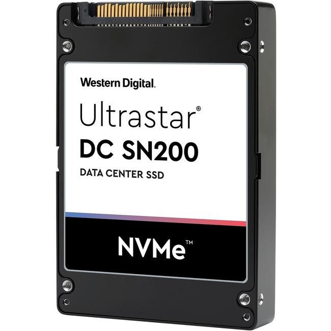 HGST Ultrastar SN200 HUSMR7664BDP301 6.40 TB Solid State Drive - PCI Express (PCI Express 3.0 x4) - Internal - Plug-in C