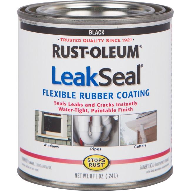 LeakSeal Brush Flexible Rubber Coating