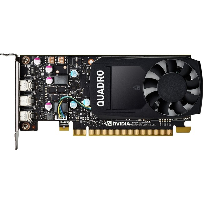 HP Quadro P400 Graphic Card