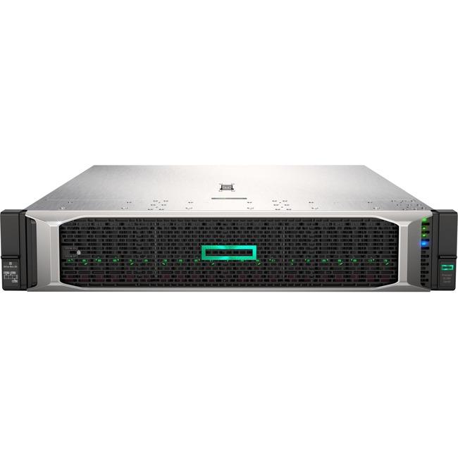 HPE ProLiant DL380 G10 2U Rack Server - 2 x Xeon Gold 5118 - 64 GB RAM HDD SSD - 12Gb/s SAS Controller