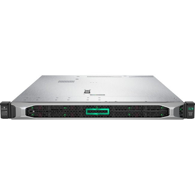 HPE ProLiant DL360 G10 1U Rack Server - 2 x Intel Xeon Gold 5118 Dodeca-core (12 Core) 2.30 GHz - 32 GB Installed DDR4 S