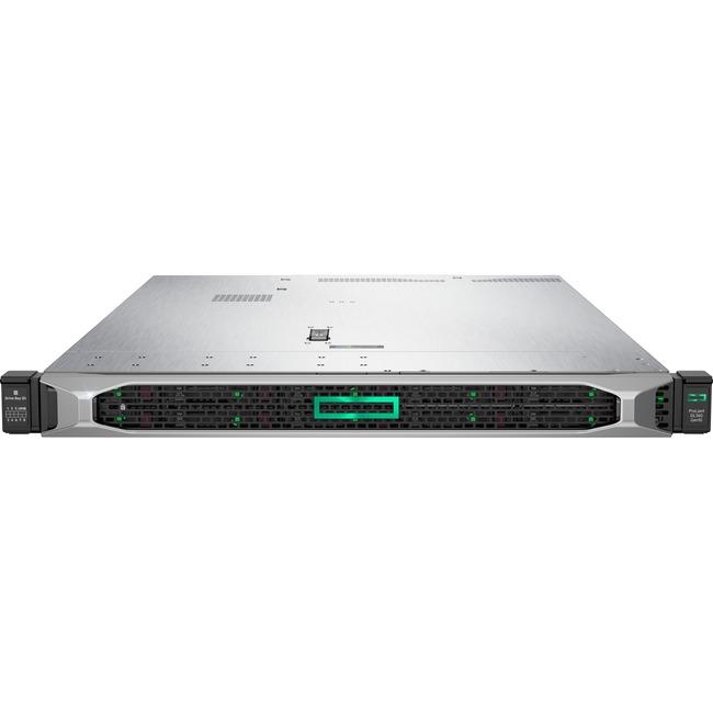 HP ProLiant DL360 G10 1U Rack Server - 2 x Intel Xeon Gold 6130 Hexadeca-core (16 Core) 2.10 GHz - 64 GB Installed DDR4
