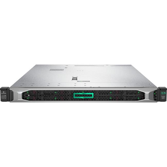 HPE ProLiant DL360 G10 1U Rack Server - 2 x Intel Xeon Gold 6130 Hexadeca-core (16 Core) 2.10 GHz - 64 GB Installed DDR4