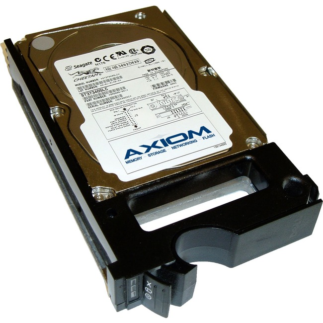 "Accortec 300 GB Hard Drive - SAS (6Gb/s SAS) - 3.5"" Drive - Internal"