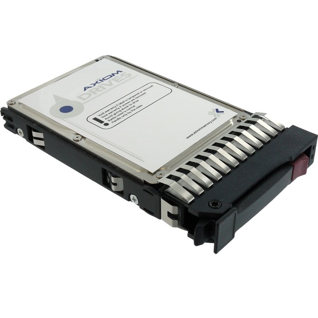 "Accortec 1 TB Hard Drive - SAS (12Gb/s SAS) - 2.5"" Drive - Internal"