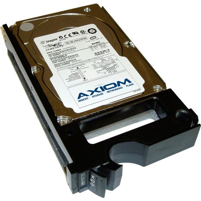 "Accortec 600 GB Hard Drive - SAS (6Gb/s SAS) - 3.5"" Drive - Internal"