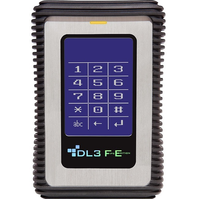 DataLocker DL3 DL3 FE 2 TB External Solid State Drive - TAA Compliant