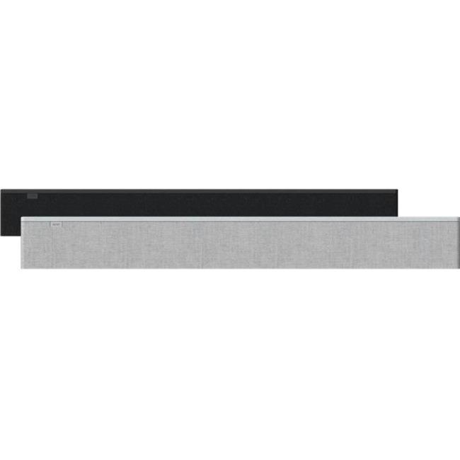 AMX Acendo Vibe 2100 Series ACV-2100BL Sound Bar Speaker - Wireless Speaker(s) - Wall Mountable, Tabletop - Black