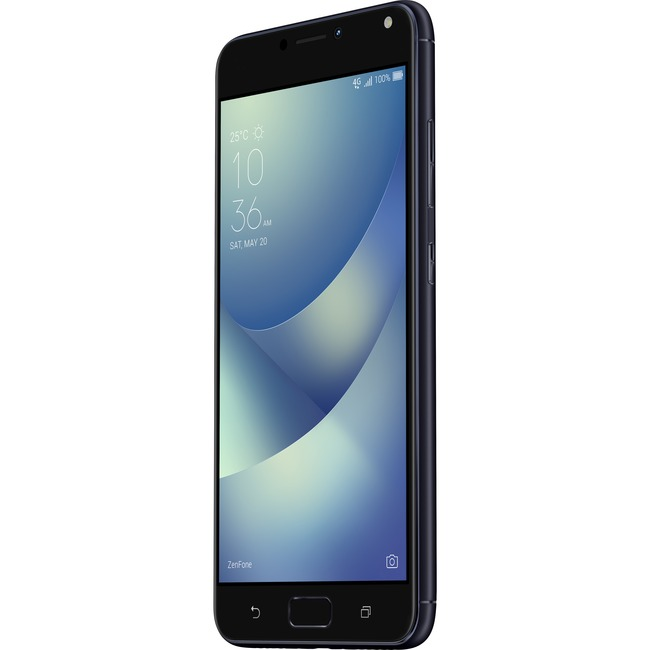 "Asus ZenFone 4 Max ZC554KL 32 GB Smartphone - 4G - 5.5"" 1280 x 720 HD Touchscreen - Qualcomm Snapdragon 430 Octa-core (8"