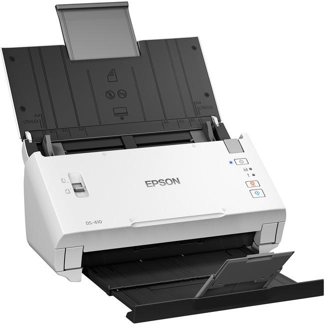 Epson DS-410 Sheetfed Scanner - 600 dpi Optical