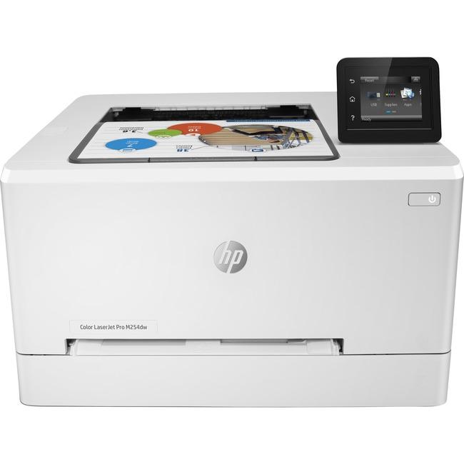 HP LaserJet Pro M254dw Laser Printer - Color