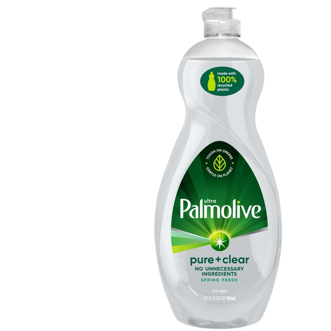 Palmolive Ultra Palmolive Pure/Clear Dish Liquid
