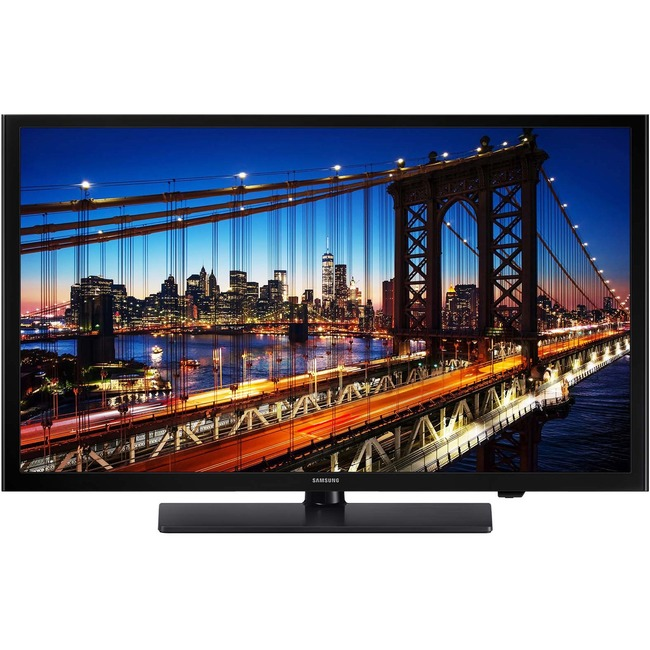 "Samsung 690 HG43NF690GF 43"" 1080p LED-LCD TV - 16:9 - HDTV - Glossy Black"