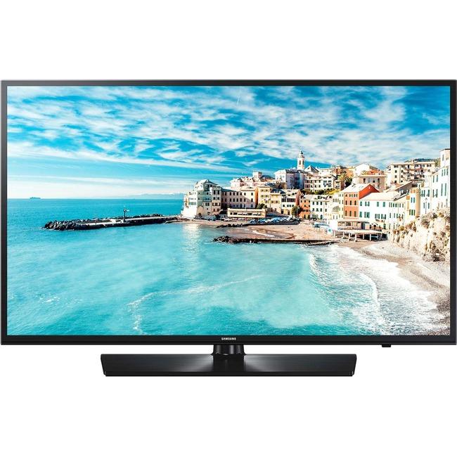 "Samsung 690 HG43NF690UF 43"" 2160p LED-LCD TV - 16:9 - 4K UHDTV - Black"