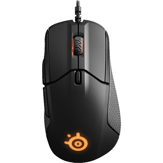 SteelSeries Rival 310 Gaming Mouse - Optical - Cable - 6 Buttons