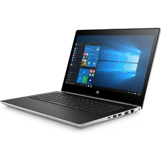 """HP ProBook 440 G5 14"""" LCD Notebook - Intel Core i3 (7th Gen) i3-7100U Dual-core (2 Core) 2.40 GHz - 4 GB DDR4 SDRAM - 50"""