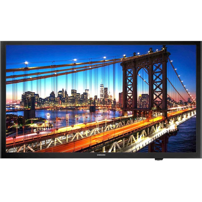 "Samsung 693 HG43NF693GF 43"" 1080p LED-LCD TV - 16:9 - HDTV - Black"