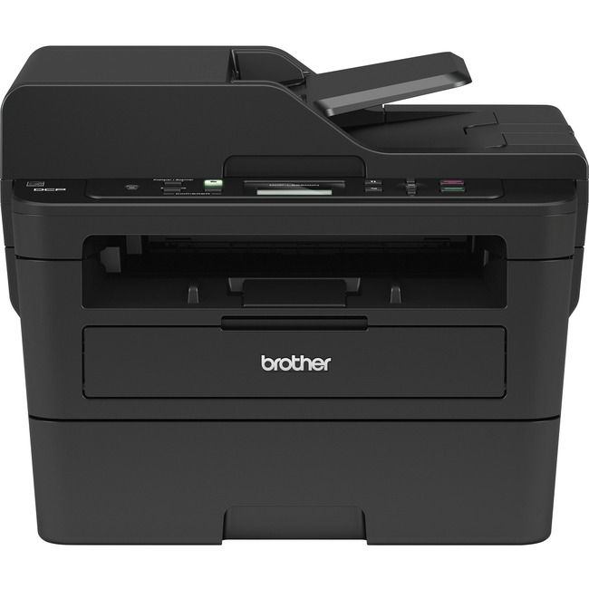 Brother DCP-L2550DW Monochrome Laser Multi-function Printer with Wireless Networking and Duplex Printing