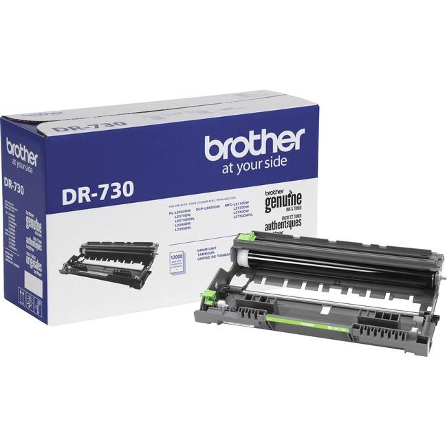 Brother Genuine DR-730 Mono Laser Drum Unit