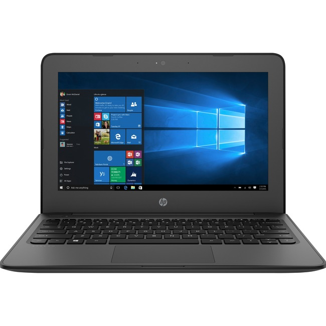 "HP Stream 11 Pro G4 11.6"" LCD Netbook - Intel Celeron N3350 Dual-core (2 Core) 1.10 GHz - 4 GB DDR3L SDRAM - 128 GB Flas"