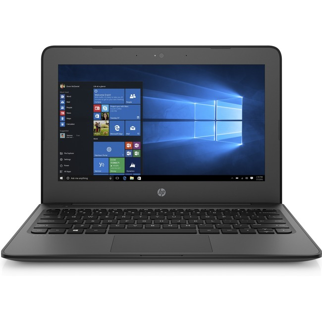 "HP Stream 11 Pro G4 EE 11.6"" Touchscreen LCD Notebook - Intel Celeron N3450 Quad-core (4 Core) 1.10 GHz - 4 GB DDR3L SDR"