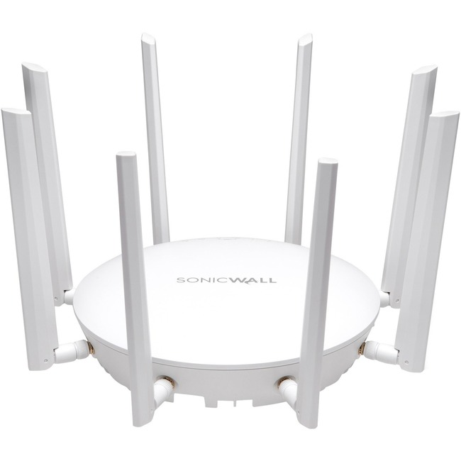 PoE NOB N 802.11n SonicWALL 01-SSC-8568 Wireless DualBand Access Point